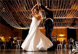 Выбор зала для свадебного банкета