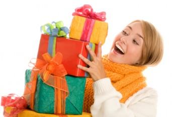 Подарки для блондинки