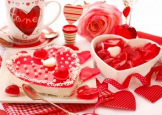 Подарок от мужчин: торт на 8 марта